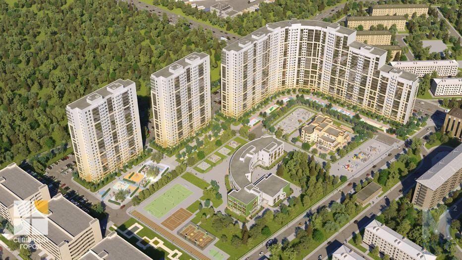Жилой комплекс Green City