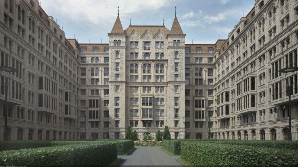 Жилой комплекс Русский Дом