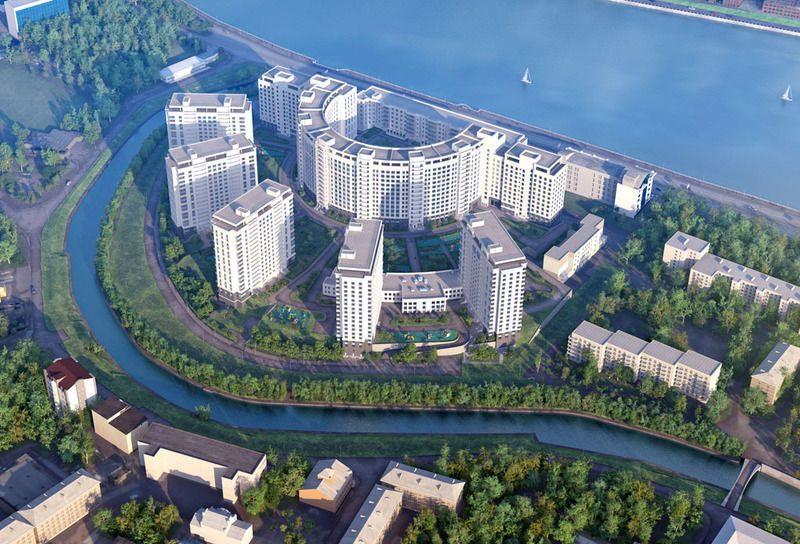 Жилой комплекс Riverside