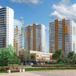 Жилой комплекс UP-квартал Комендантский