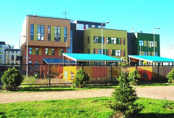 Детский сад массив Янино