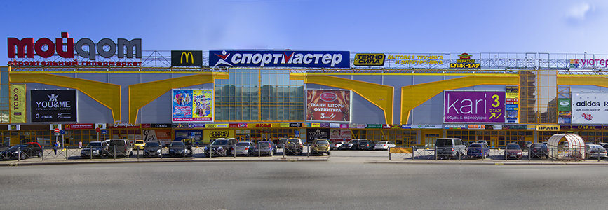 Гипермаркет мебели ОКА