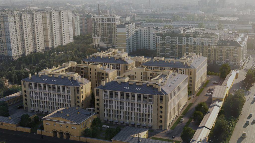 Жилой комплекс  «Московский 65»